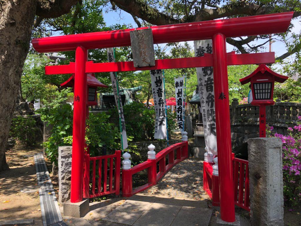 パレ散歩✾✾~銚子編①妙福寺の藤と銚子電鉄のイメージ画像