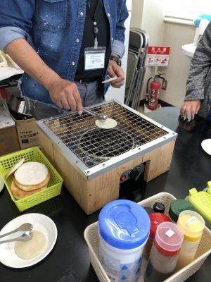 『銚子電鉄 ぬれ煎餅駅』でぬれせん手焼き体験🍘のイメージ画像