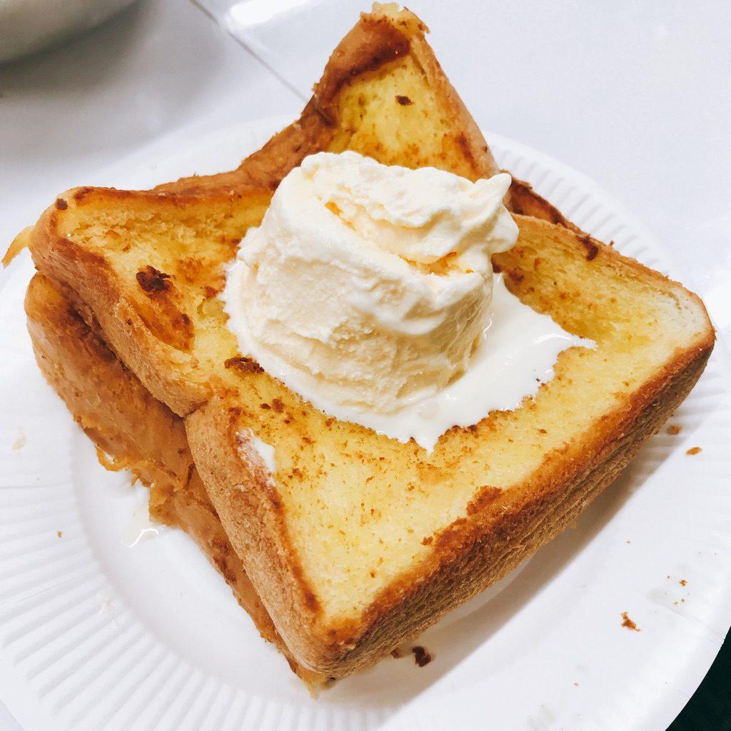 フレンチトースト作りに挑戦🔥のイメージ画像