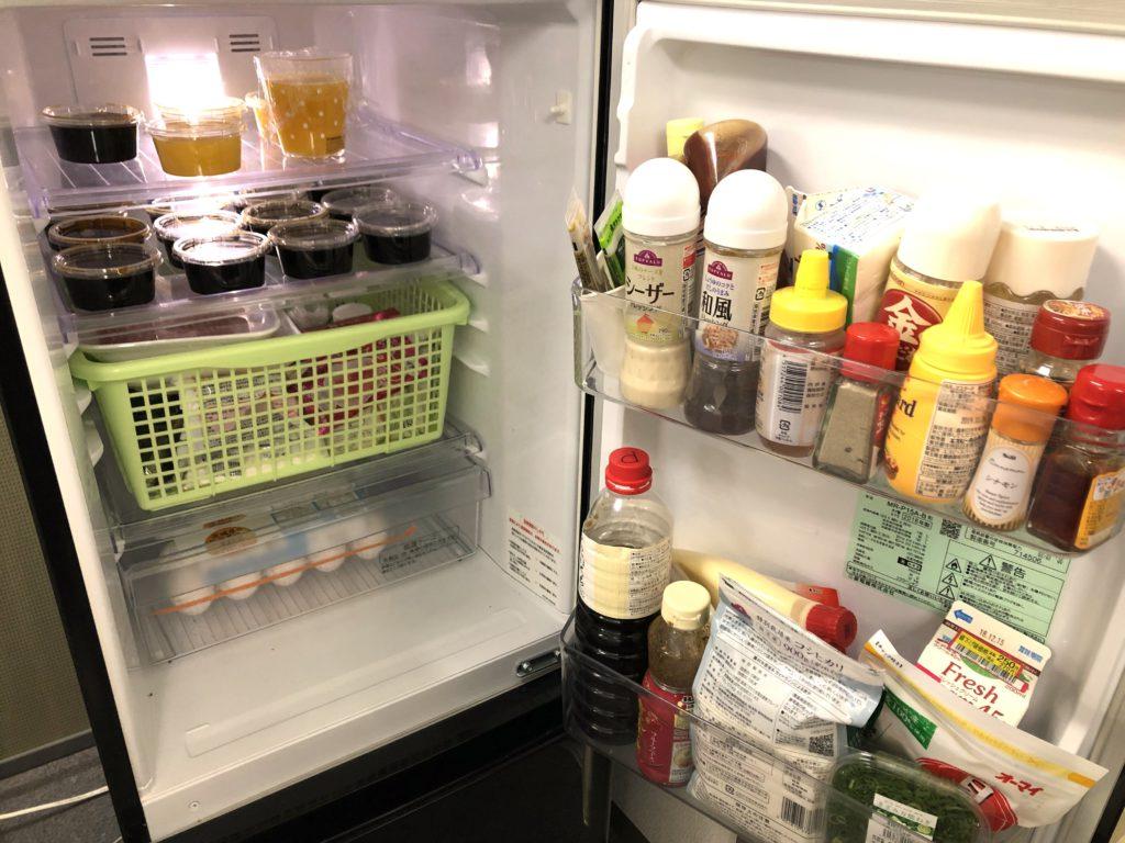 冷蔵庫の中身、パンパンになっていませんか?のイメージ画像