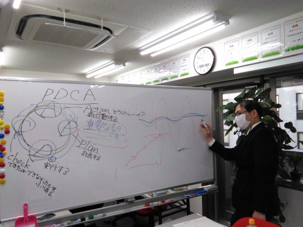 「続ける技術」を養う「PDCAサイクル」のイメージ画像
