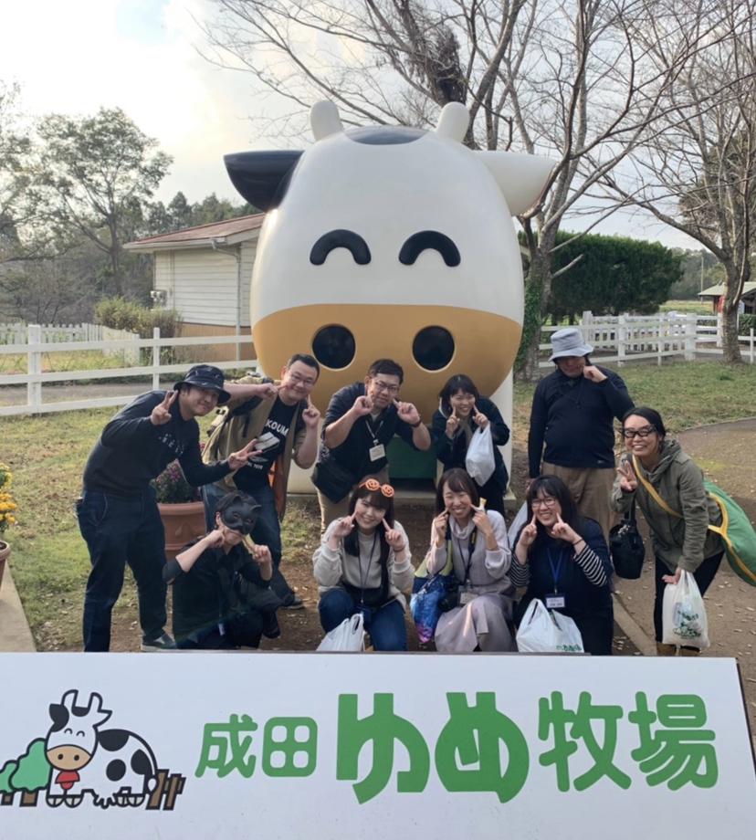 【パレット合同イベントIN成田ゆめ牧場🐄~銚子編~】のイメージ画像