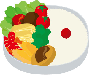 プログラム紹介~栄養講座でお弁当レシピ~のイメージ画像