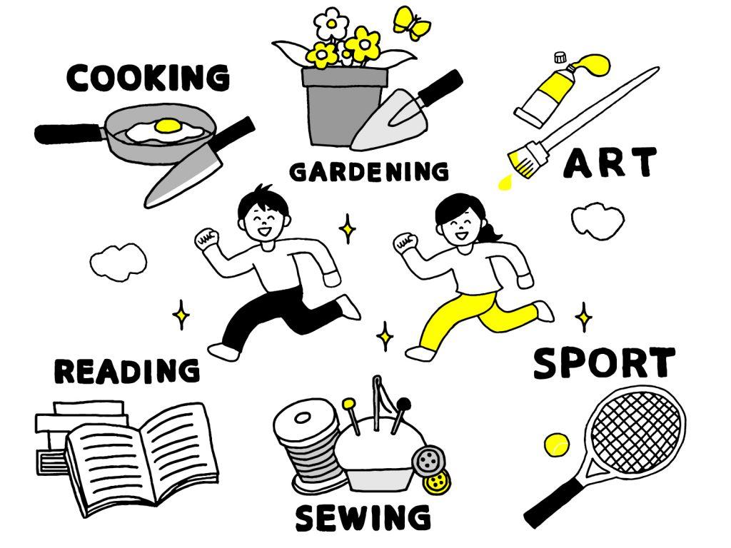 プログラム紹介「サークル活動」~心を満たしてくれるものは何ですか?~のイメージ画像