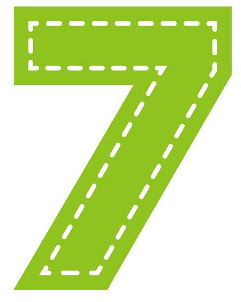 生活に潤いを与える7(セブン)ルールのイメージ画像
